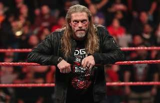 Edge could have a new opponent at WrestleMania 37