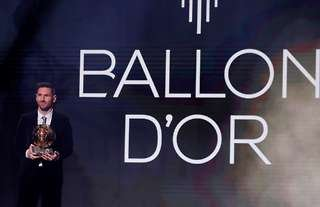 Lionel Messi has won the Ballon d'Or six times
