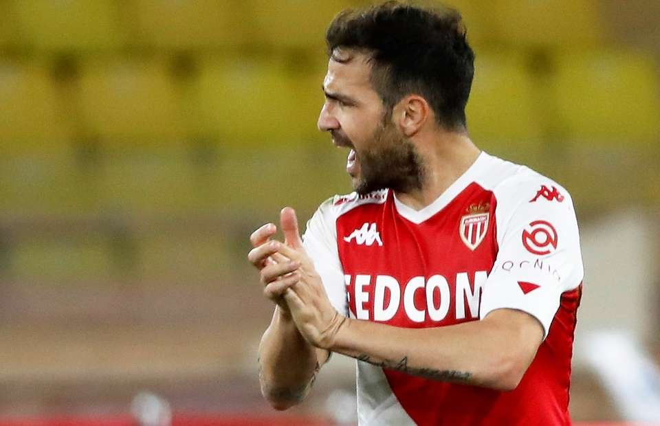 As Monaco 3 2 Psg Former Chelsea And Arsenal Star Cesc Fabregas Shines In Ligue 1 Win Givemesport