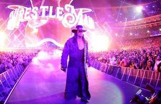 The Undertaker is officially done