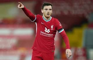 Andrew Robertson was brilliant during Liverpool's 3-0 win over Leicester