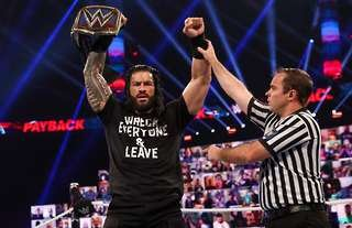 Reigns will have a new challenger at the Royal Rumble