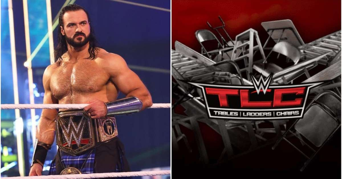 WWE news: Shock opponent in line to challenge Drew McIntyre for WWE Championship at TLC - GIVEMESPORT