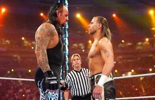 The Undertaker and HBK feature on list of WWE's greatest ever