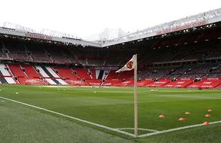 Man United's stadium, Old Trafford