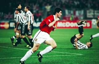 Roy Keane's performance vs Juventus in '99 is the stuff of legend