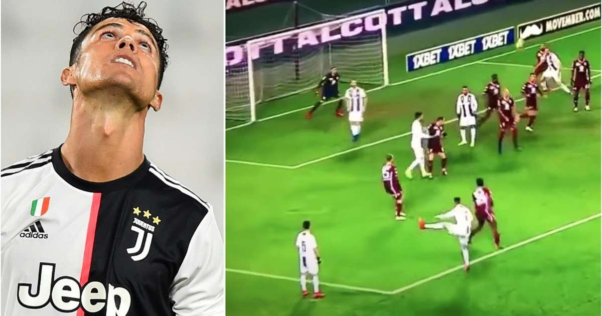 Analysis of Cristiano Ronaldo's free-kicks has been damningly compared to the PL average