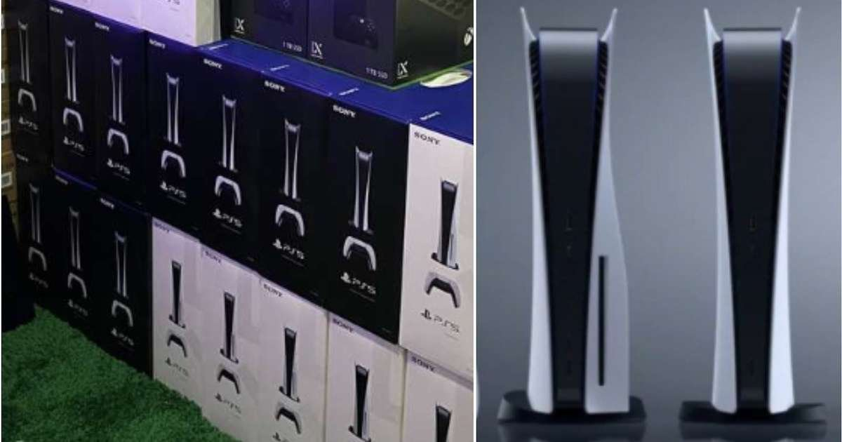 PlayStation 5: Reseller makes $40,000 in less than a week from selling PS5 consoles - GIVEMESPORT