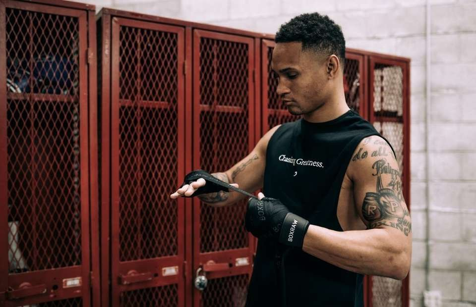 Meet BOXRAW's Ben Amanna: The man who's trying to revolutionise boxing