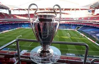 Bayern Munich are the current holders of the Champions League trophy