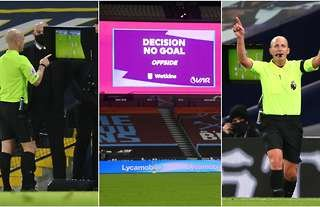Mike Dean, Anthony Taylor, VAR