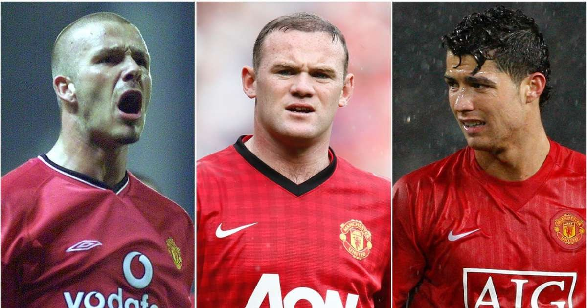 Manchester United fans have ranked the 30 greatest players in the club's history