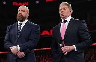 Triple H and Vince McMahon are open to wrestling crossovers