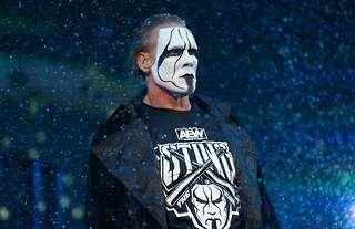 Sting was unhappy with his late WWE run