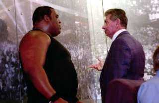 McMahon and Lee had an incredible backstage conversation