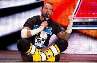 CM Punk has named his conditions for a wrestling return