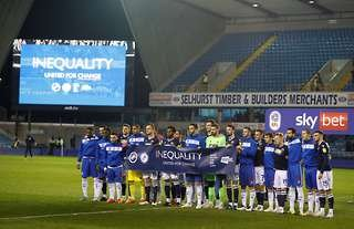 Millwall anti-racism campaign