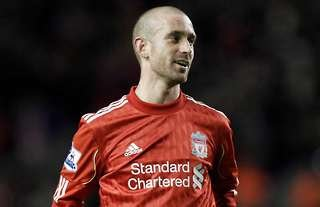 Raul Meireles spent just one season at Liverpool