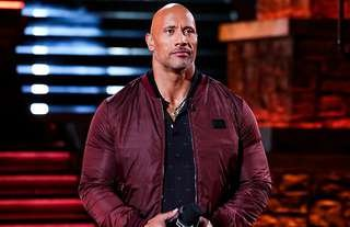 The Rock was destined for Hollywood long before his WWE career ended