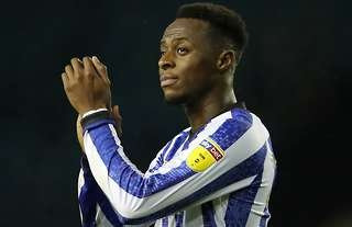 Moses Odubajo in action for Sheffield Wednesday
