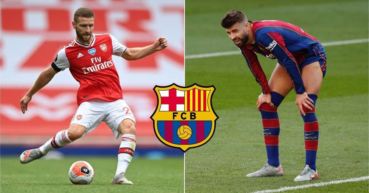 Arsenal transfer news: Barcelona interested in signing unsuitable defender as Gerard Pique