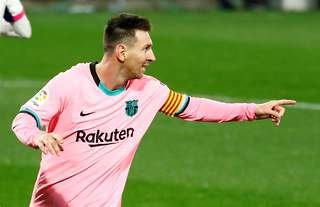 Lionel Messi is far more than just a goalscorer!