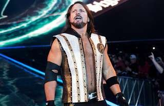 AJ Styles names the two WWE Superstars with big potential