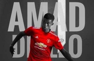 Amad Diallo is a Man Utd player!