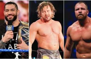 The best wrestlers of 2020