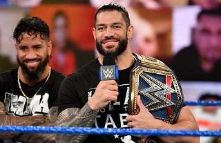 Reigns ensured WWE plans were scrapped on SmackDown