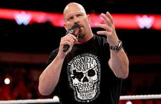 WWE icon Stone Cold has paid tribute to Brodie Lee