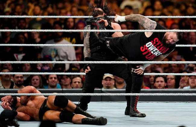 The 2020 Royal Rumble took place in Texas