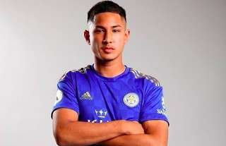 Faiq Bolkiah signed for Leicester City back in 2016