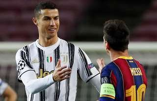 Cristiano Ronaldo & Lionel Messi could have been teammates!