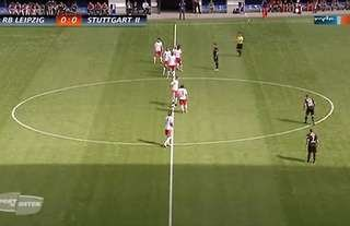 RB Leipzig's 2-0-8 formation at kick-off: What happened next?