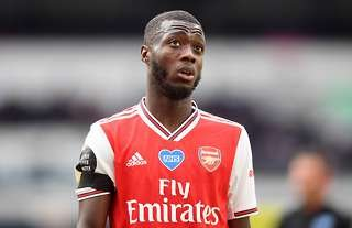 The less said about Nicolas Pepe this season, the better...