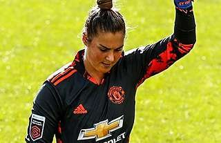 Manchester United Women - Mary Earps