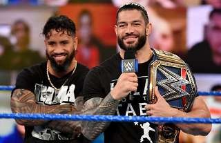 Reigns looks set for an exciting challenger on WWE SmackDown