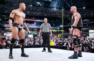 Stone Cold has been speaking about wrestling The Rock in WWE