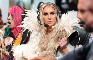 WWE star Charlotte Flair lashed out at her critics on social media