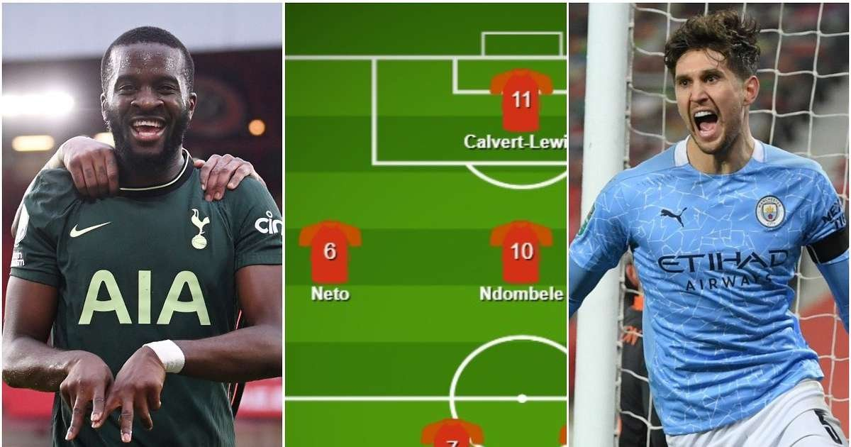 The Premier League's most improved XI of the 2020/21 season