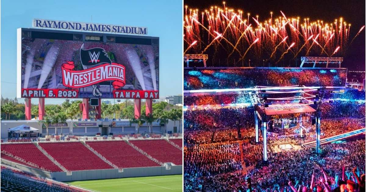 Stephanie McMahon confirms WrestleMania 37 will be first opportunity to bring back live crowd
