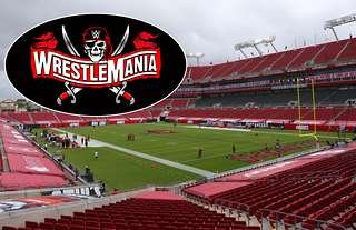 WWE will have a crowd of 25,000 or more at WrestleMania