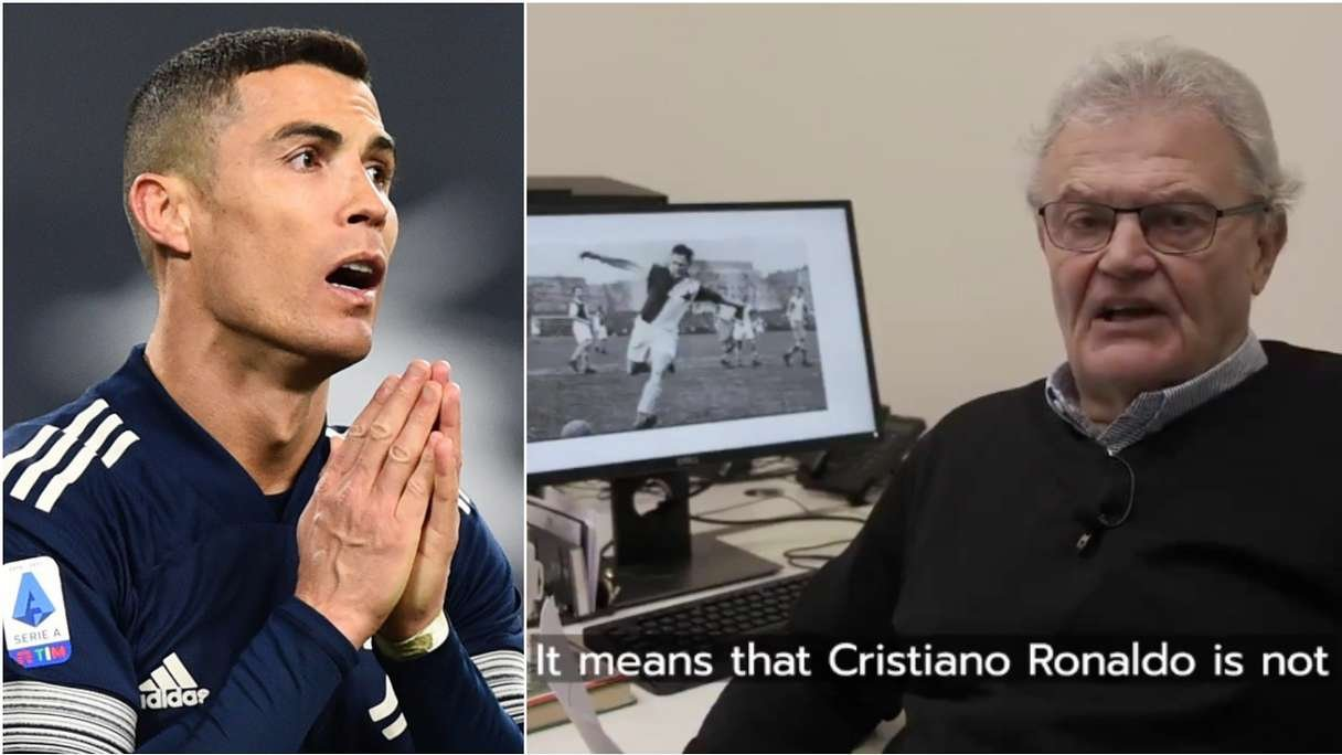 Cristiano Ronaldo: Czech FA dispute claim Juventus star has broken Josef Bican  record | GiveMeSport