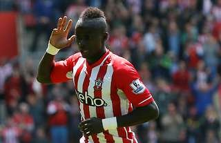 Sadio Mane scored the fastest free-kick in history while with Southampton
