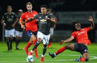 Newcastle United want Man United outcast Jesse Lingard