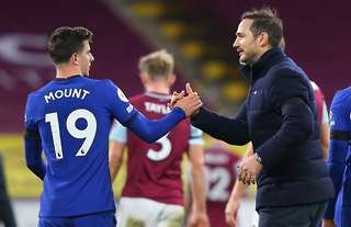 Mason Mount was one of Chelsea's best players under Frank Lampard