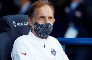 Chelsea boss Tuchel has previously managed PSG and Dortmund.