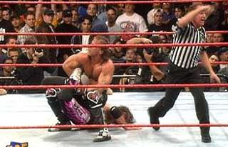The Montreal Screwjob is WWE's most famous moment