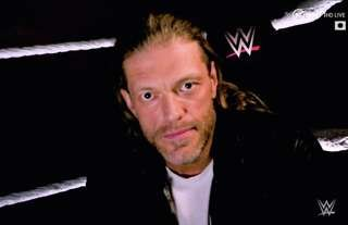Edge has announced his WWE return at the Royal Rumble